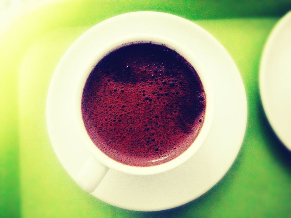 iş yerinde kahve keyfinede diyecek söz yok :)