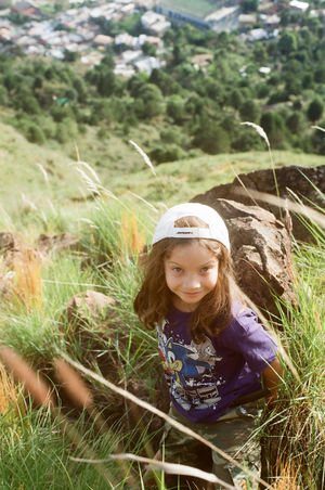 35mm Film Analogue Photography Childhood Day Filmnotdead Mountain Nature One Person Outdoors Plant Portrait Real People Streetphotography Sunsset Tree Young Adult