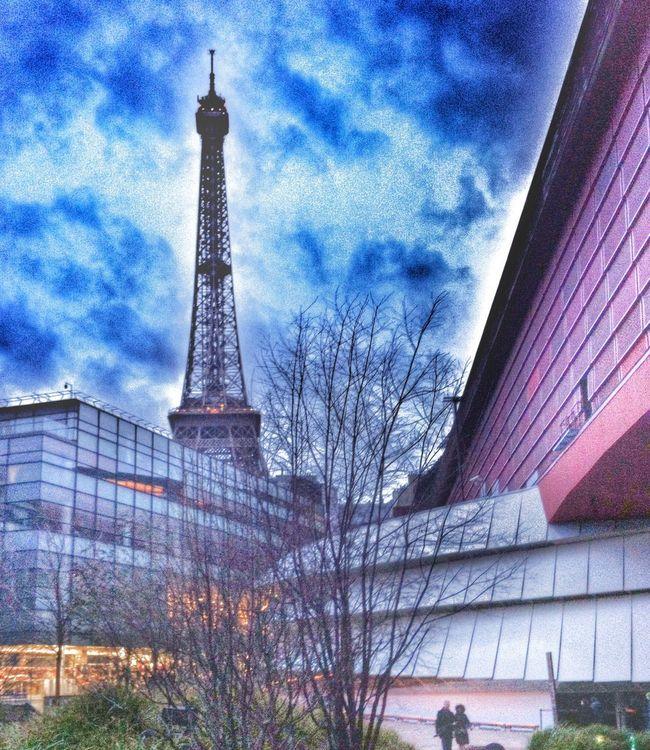 La vie en bleu bonne fête aux amoureux Beautiful Day Paris Je T Aime Enjoying Life