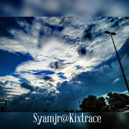 # Facecloud Sunset #sun #clouds #skylovers #sky #nature #beautifulinnature #naturalbeauty #photography #landscape Clouds And Sky Skywatcher