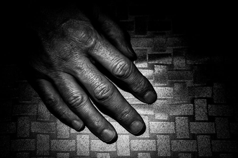 Working Man Working Hands Tired Hands Human Hand Close-up Aged Emotional Photography Emotions From Where I Stand Black And White Blackandwhite Photography Blackandwhite From My Point Of View State Of Mind  One Person Rough