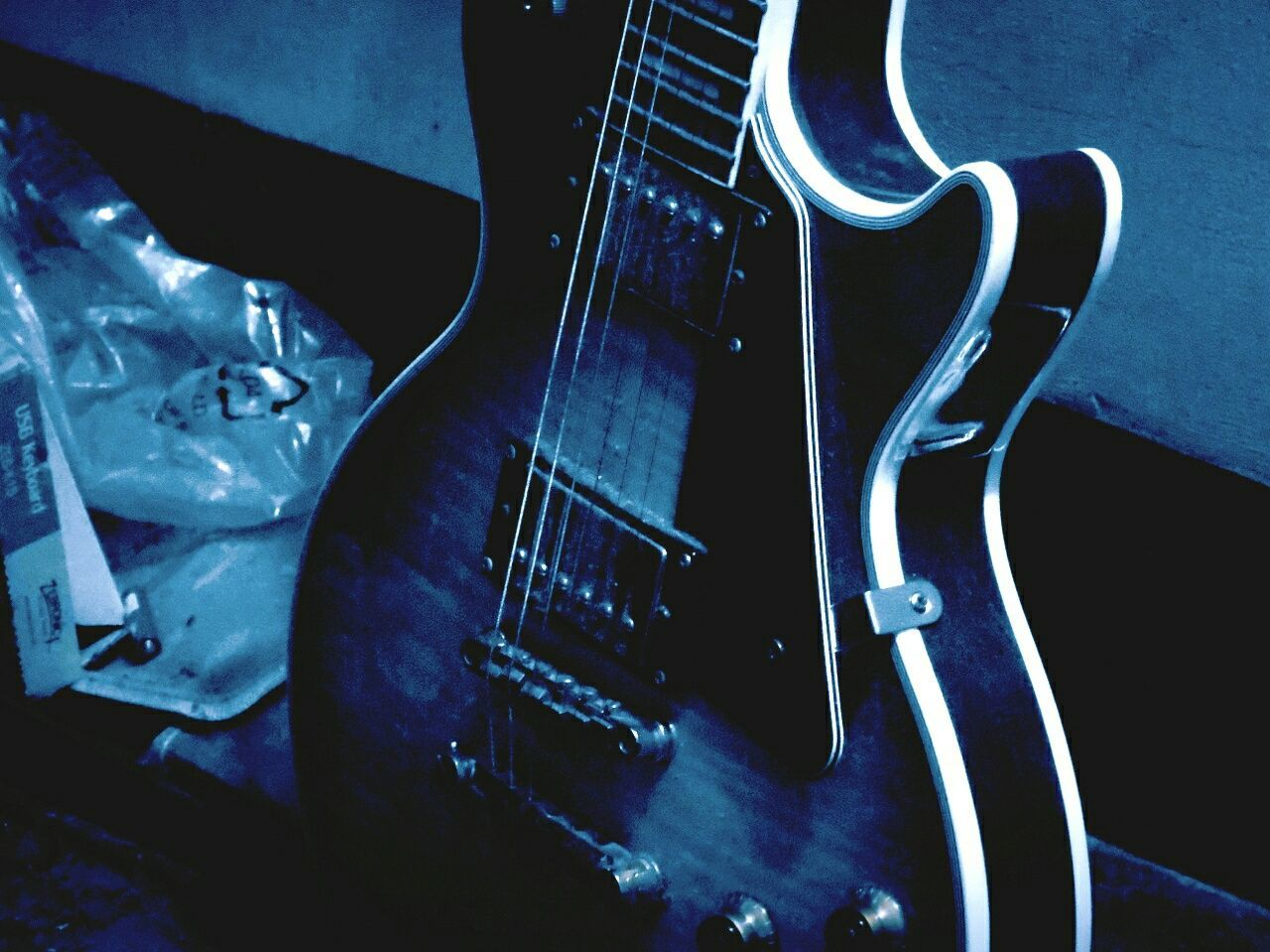 because i love guitar Guitars