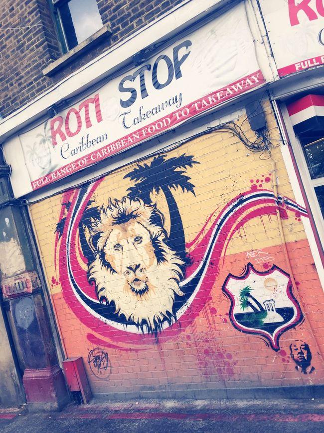 Lion Jungle Art And Craft Art RASTA Culture Creativity Graffiti Streetart/graffiti Streetart