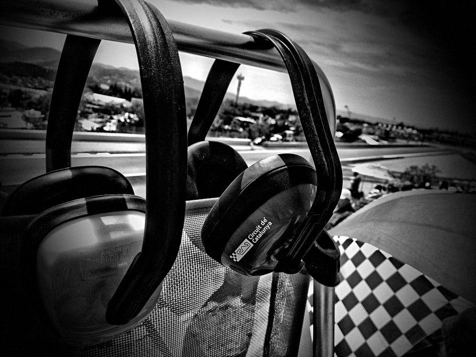 F1 Hello World Monochrome Circuit De Catalunya