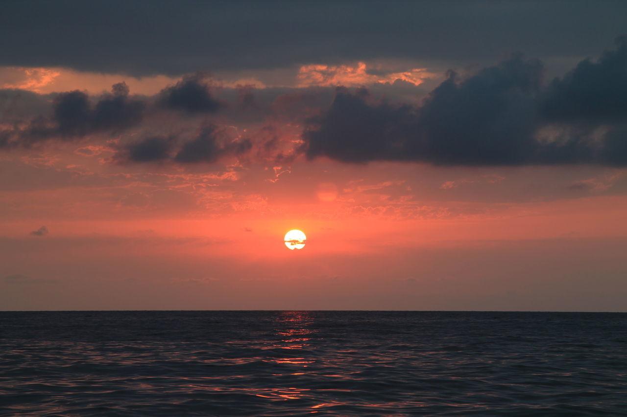 Astronomy Black Sea Dramatic Sky Georgia Horizon Horizon Over WaterNo Edits No Filters საქართველო Landscape Nature Romantic Sky Scenics Sea Sunset Sunset_collection Symmetry Symmetry In Nature Tadaa Community Tranquility EyeEm Best Shots - Nature EyeEm Best Shots - Landscape