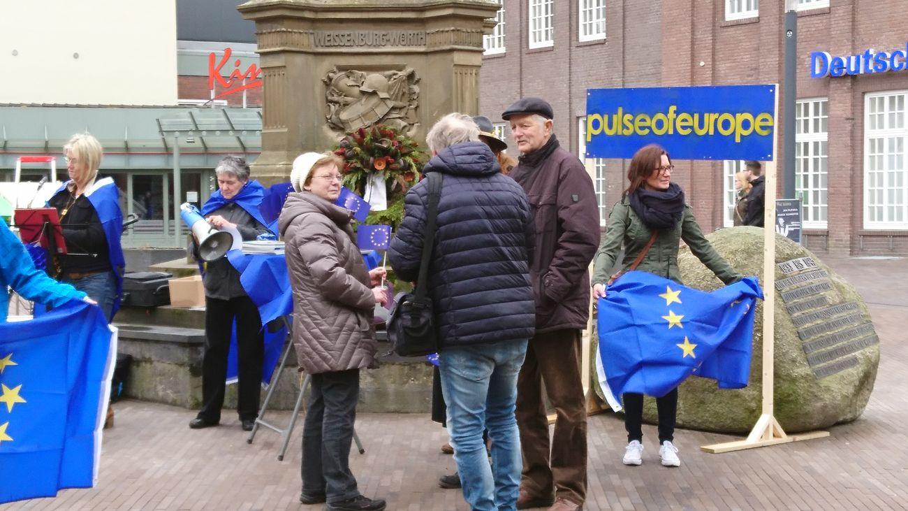 PulseOfEurope Leer Ostfriesland \o/