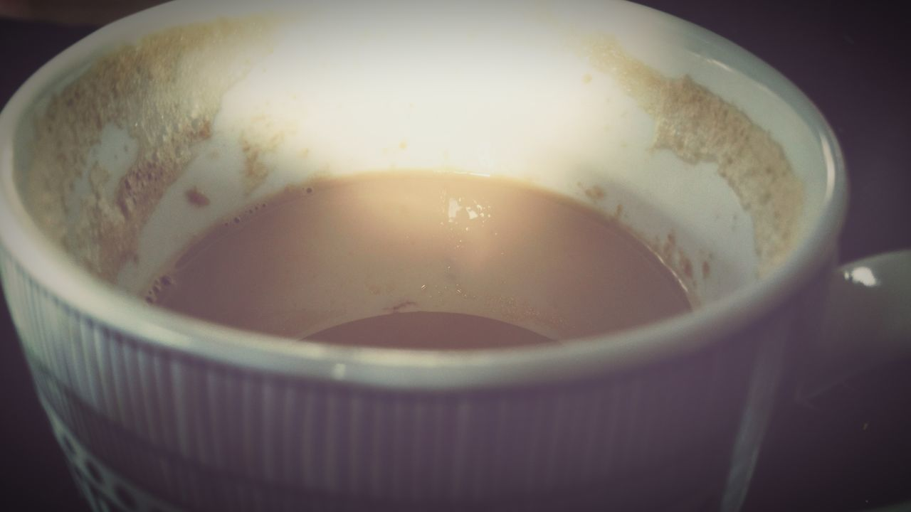 Coffee Cup Of Coffee Wake Up Smell The Coffee