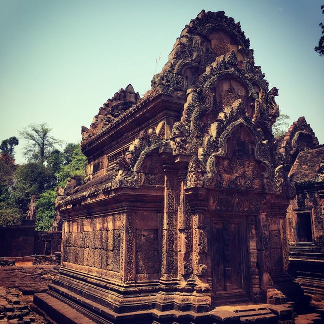 Bantey Srey Cambodge Cambodia