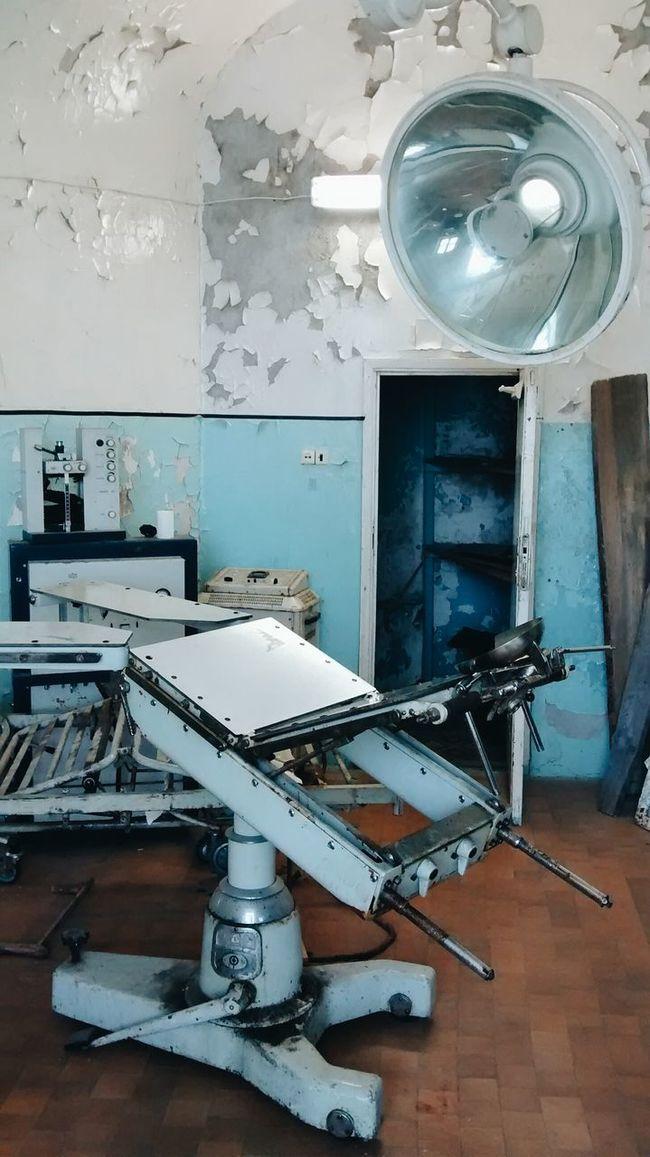 Operation Room in Patarei Prison