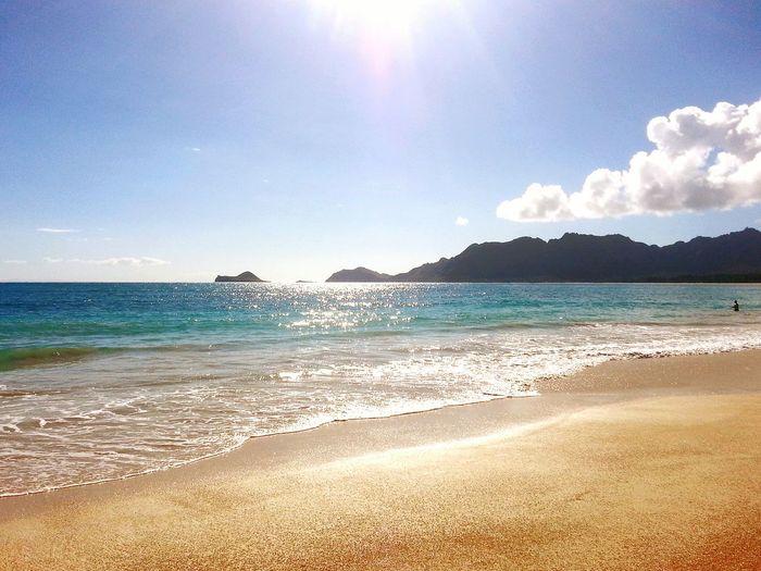 Hawaii, a bit of paradise.