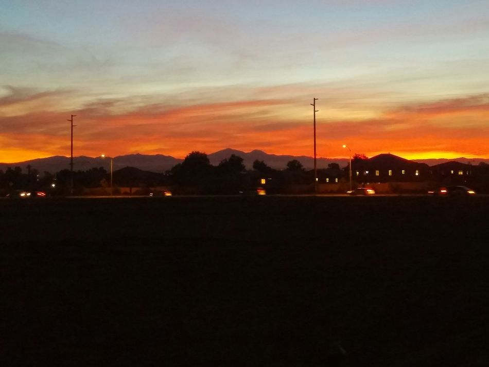 Showcase: December Sunset_collection Beautiful Sunset City Sunsets