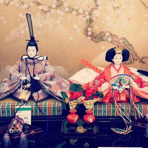 ハッピーおひなさま~(о´∀`о)🍀 3月3日 お雛様 Japan Japanbeauty