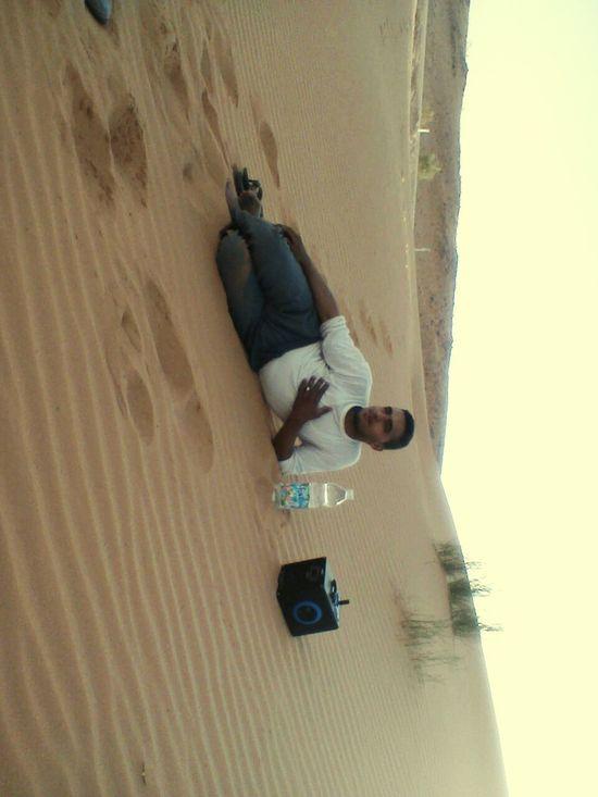 Metlily Beautiful Sky عتمان دهان...خبير التجوال في الصحراء...