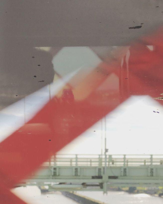 Over the bridge Intransit