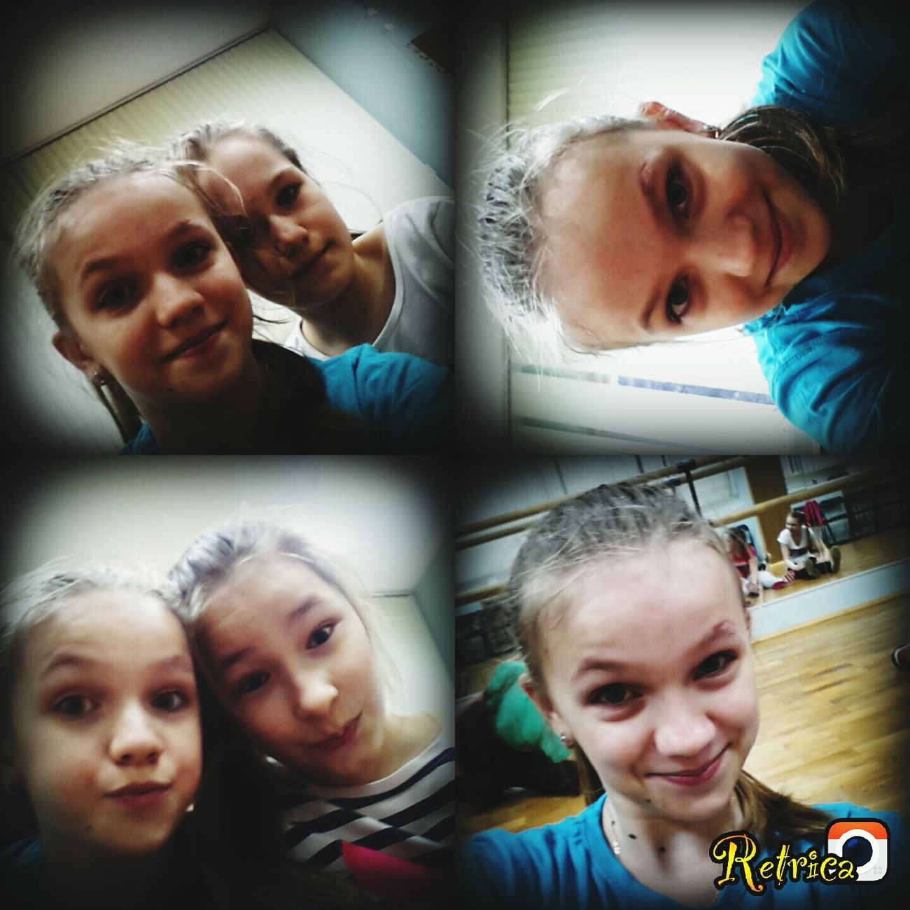 На танцах) беспаливноть DANCE ♥ Retrica✌ Hello World Hi!
