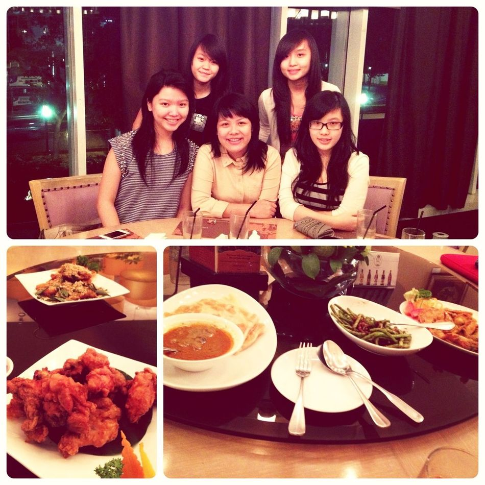 Wonderful Dinner With The Girls :)