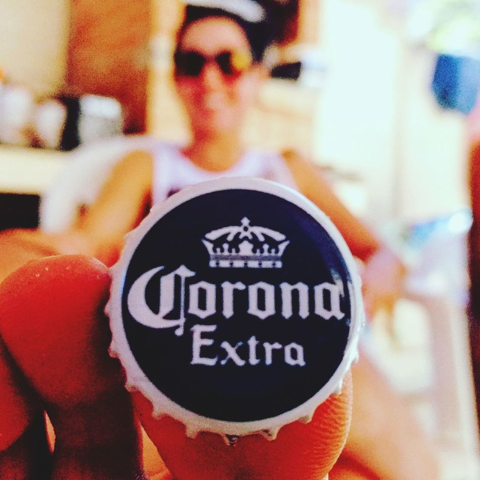 Beer Beer Time Beer Cap Women People Espiritosanto Capixabadagema Capixaba Praia Beach Vacation 2017 Férias
