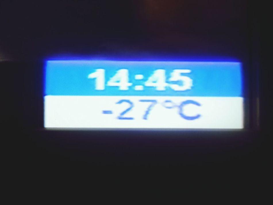 Это еще потеплело:( морозхолод холодхолоднохолодно зима