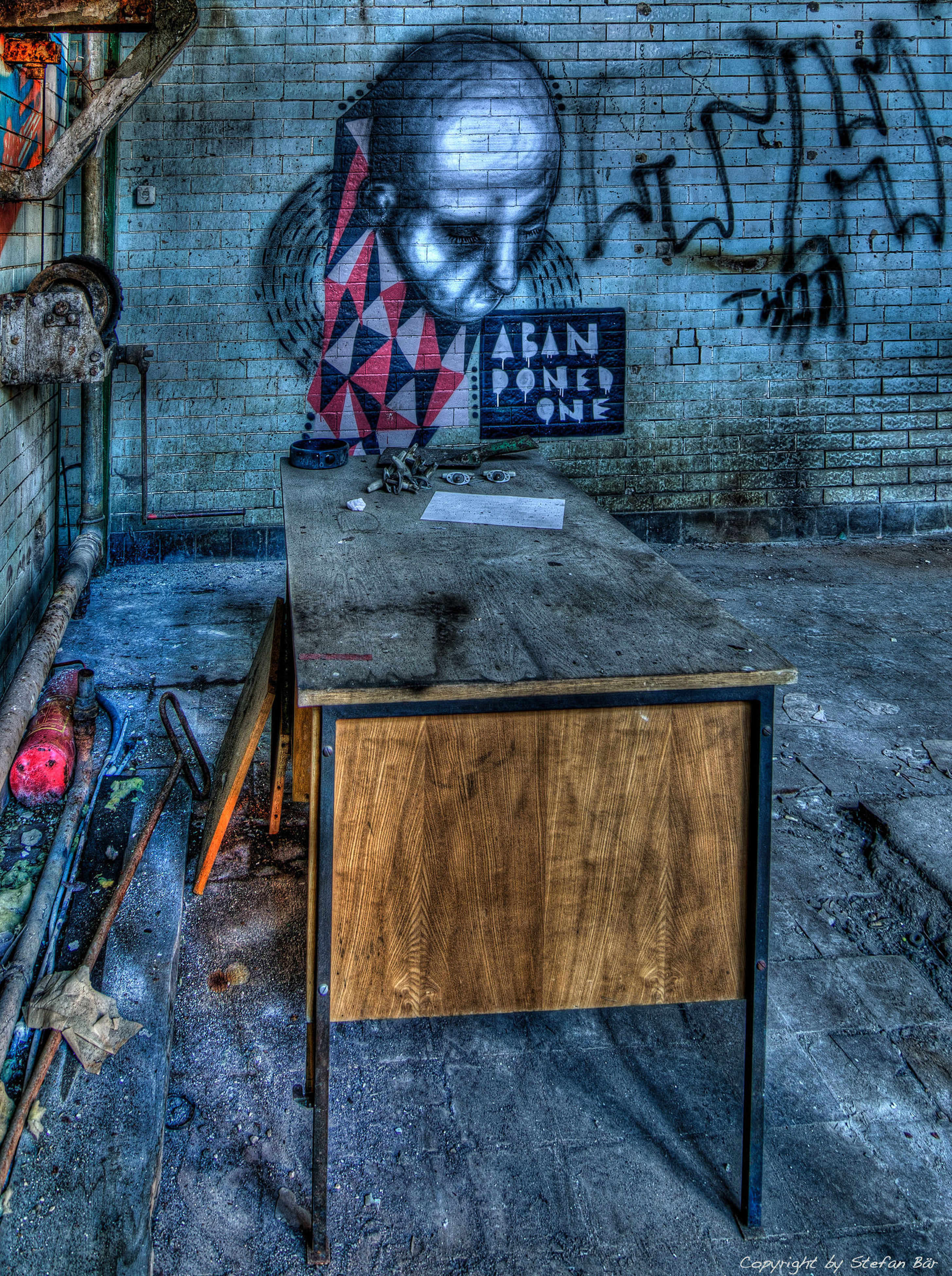 graffiti, wall - building feature, built structure, art, wall, brick wall, day, street art, outdoors, no people, close-up
