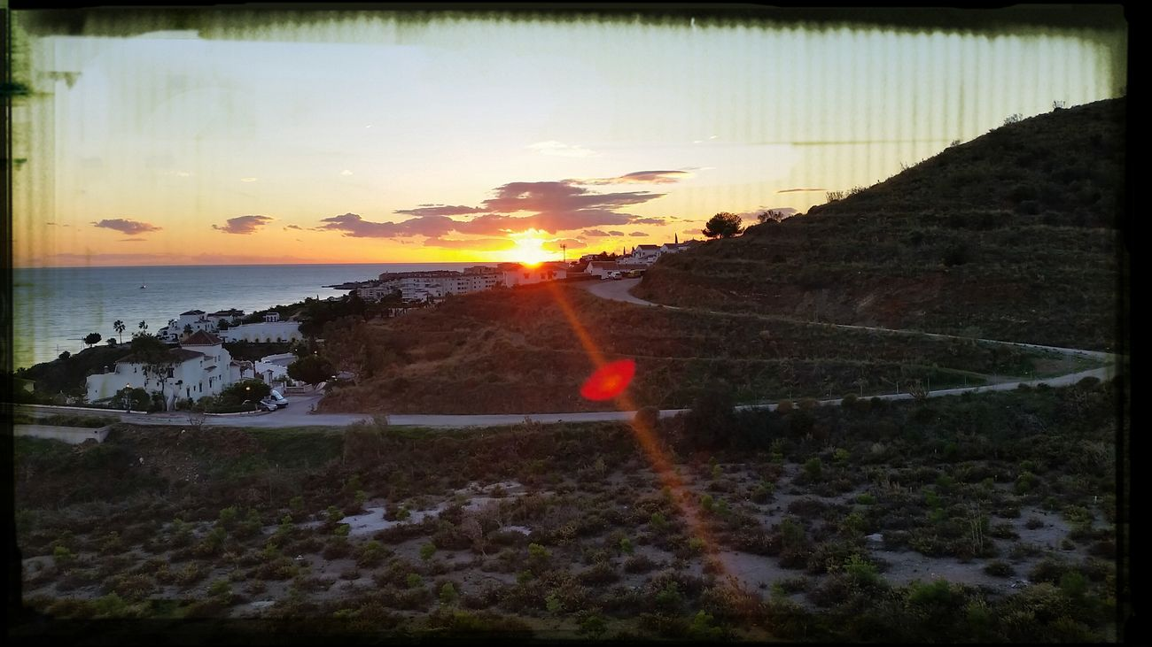 Sunset SPAIN Without Filters Zufriedenheit