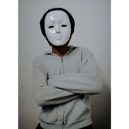 Bhahaha!!! wait, wait, wait... is that me??? Bhahaha!!! Mask Jabbawockeez Teenagers  Sakai