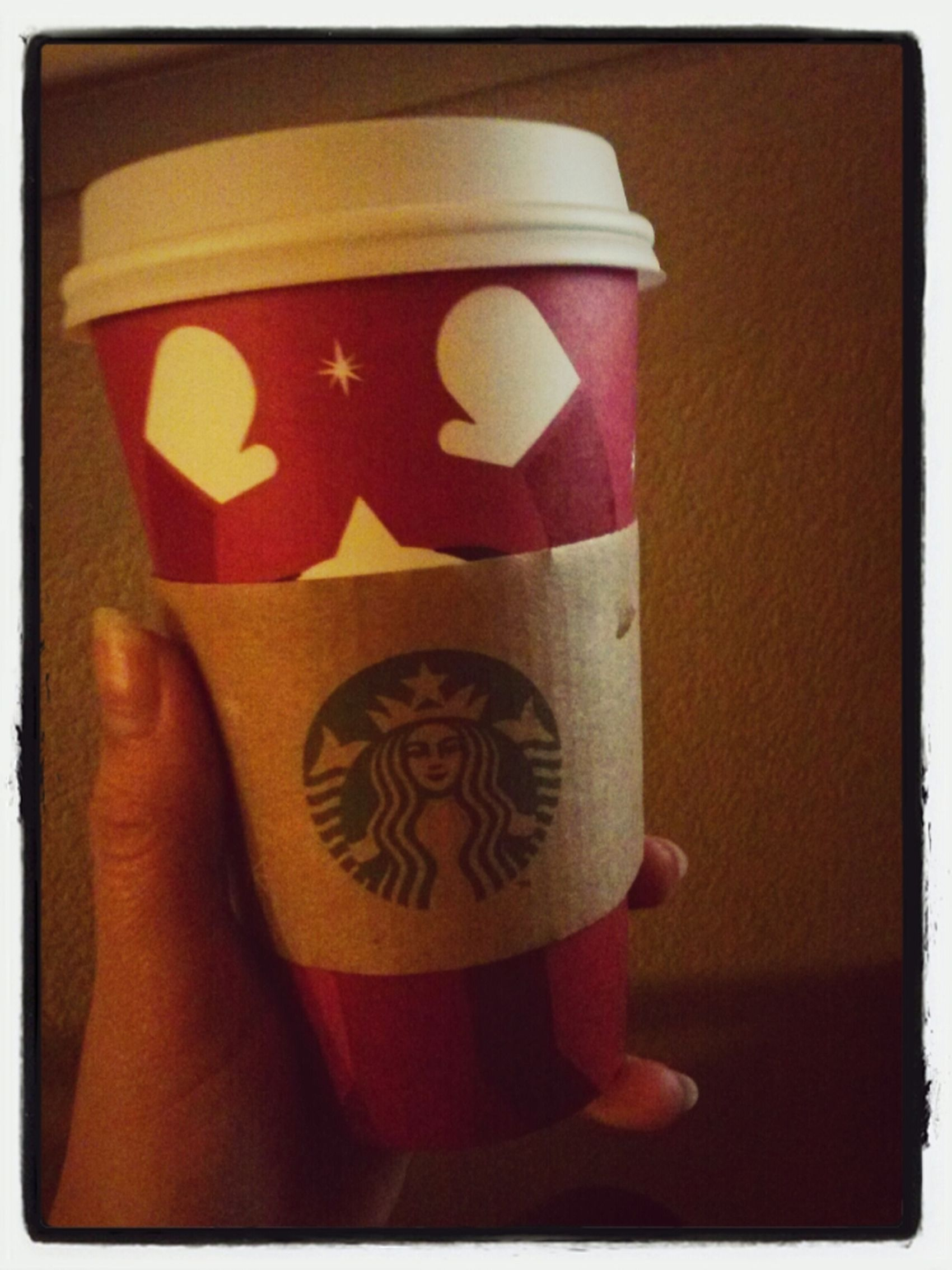 Starbucks For This Weather :)