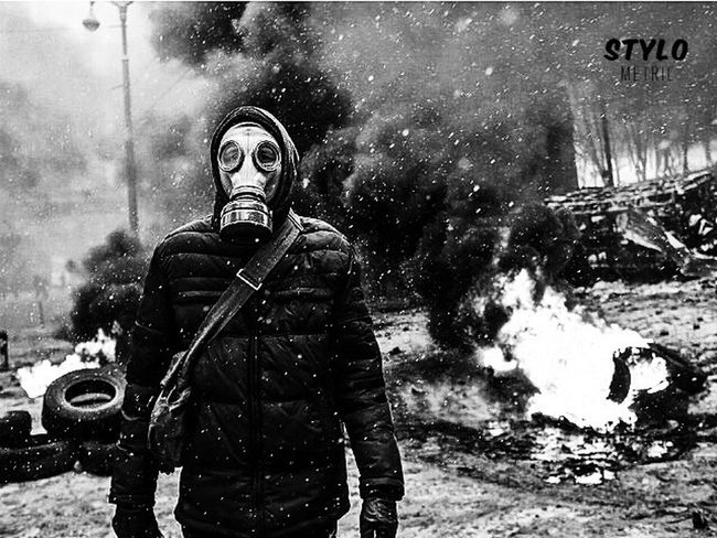 Activism Art a view from anger and chaos we must look for peace instead of fight againts each other this picture was taken on the midle of the Ukraine conflicts hope all of us reflect about this Ukraine We Are Photography, We Are EyeEm We Want Peace