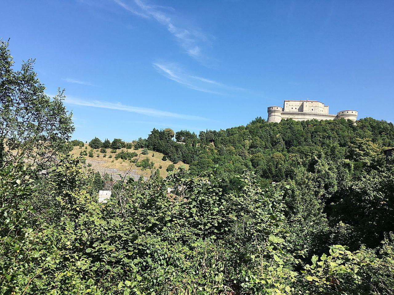 San Leo Emiliaromagna Montefeltro Castle
