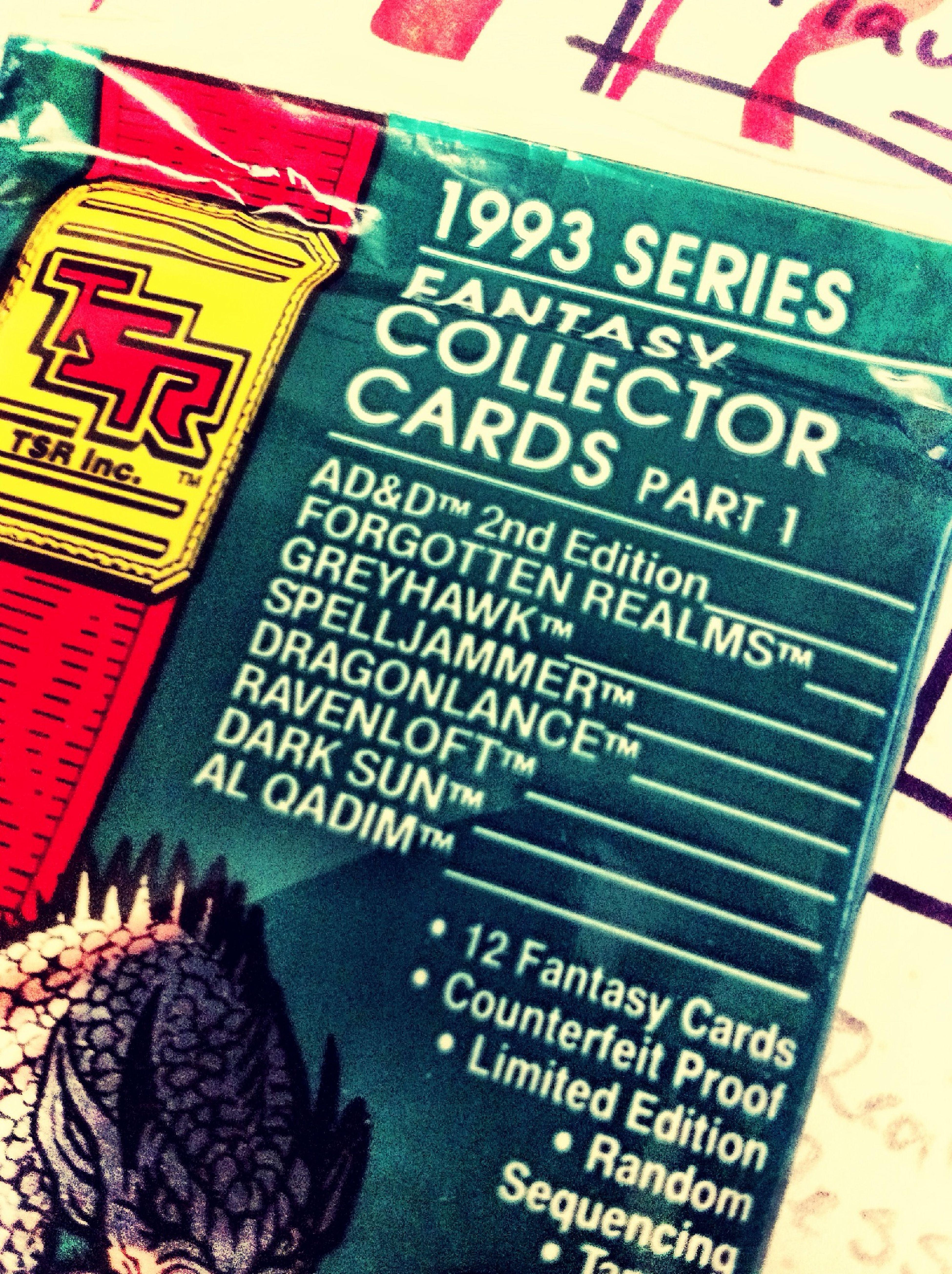 TSR Cards at Alfaiataria Digital TSR Cards