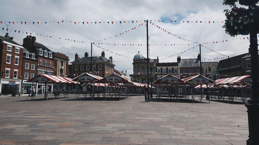 Market Town England Uk Newark Trip Holiday Summer Festive Sunny First Eyeem Photo