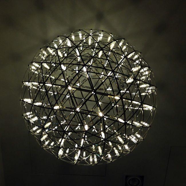 Ceiling light balls