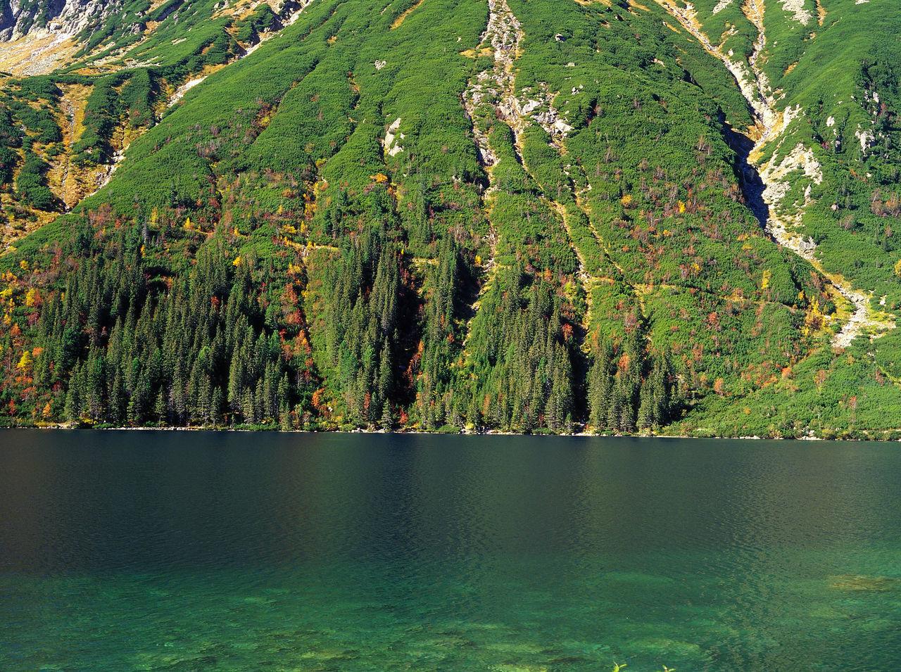 Autumn Beauty In Nature Lake Morskie Oko Morskie Oko Morskieoko Mountain Mountain Lake Mountain Landscape Mountain Range Mountains Nature Outdoors Scenics Tatry Tatrymountains