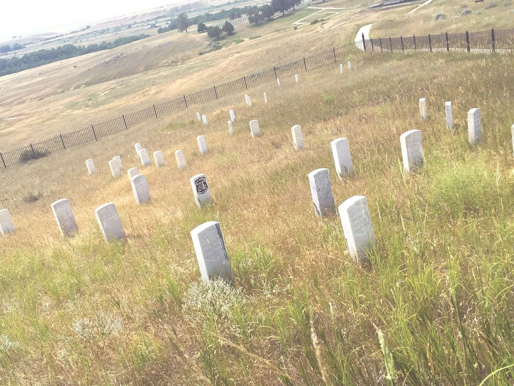 Custer's Last Stand Historic NationalCemetery