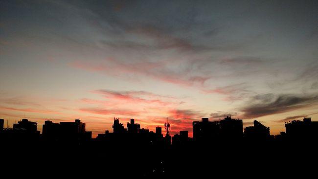 Sunset Clouds Clouds And Sky Belohorizonte Belohorizontecity