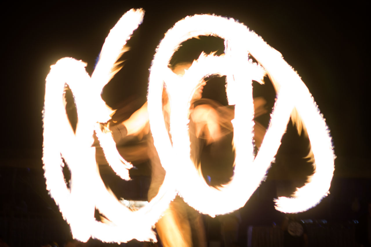 Blurry Chaos Danger Fire Fire Dance Fire Dancer Fire Poi  Lightpainting Performance Show Streaks Of Light Swirl Twirl Wild