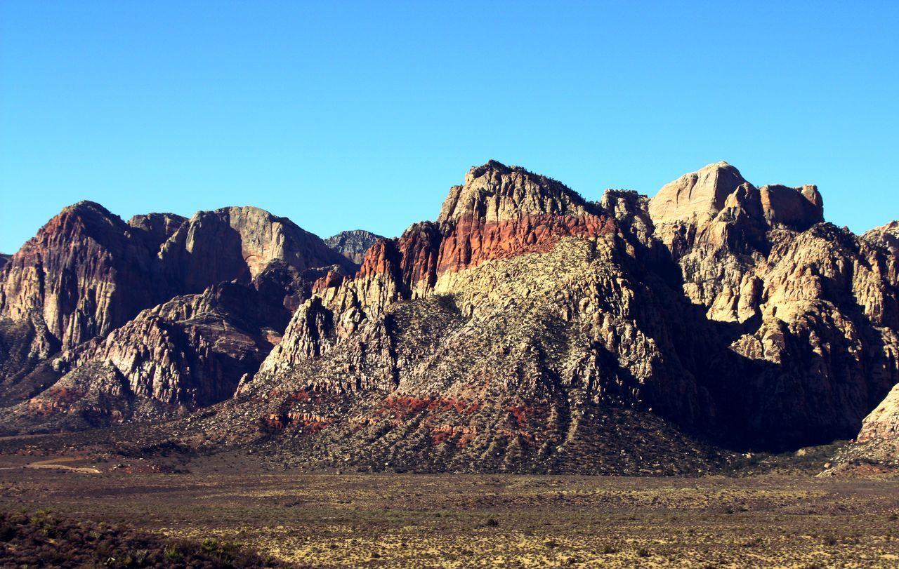 Beauty In Nature Geology Mountain Nature Redrockcanyon Scenics