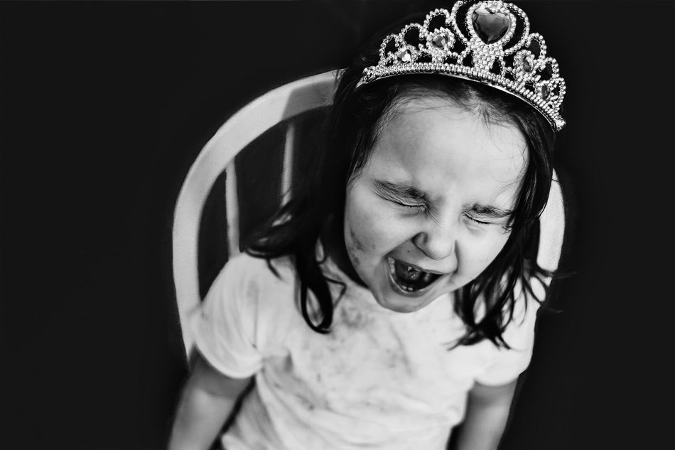 Beautiful stock photos of crowns, 4-5 Years, Anger, Caucasian Ethnicity, Chair