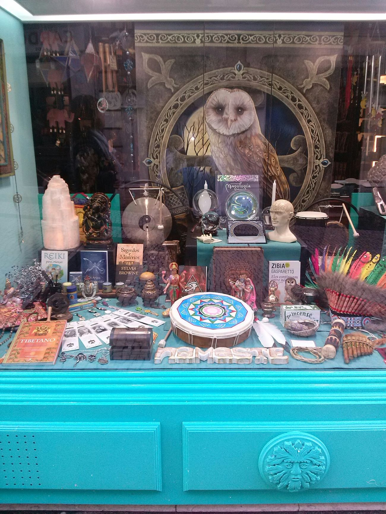 Mystic Store Justgothere Love Wicca