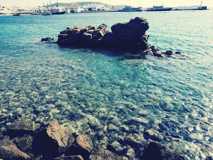 Sea Nature Water Islandlife Travel Destinations Outdoors Beauty In Nature Oldport Crystal Clear Waters