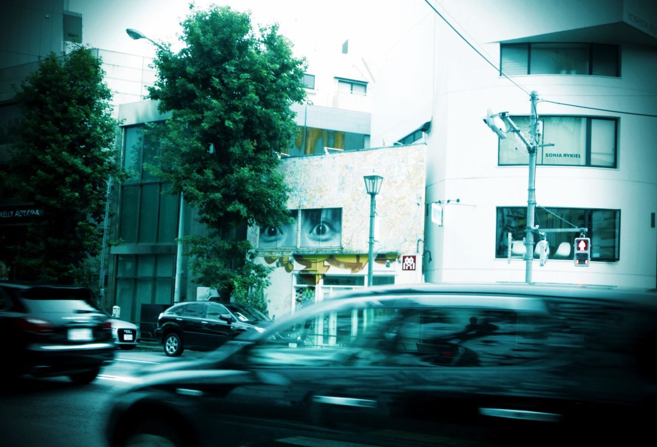 Tokyo Japan Hotel Gift Shop Street Photography Art