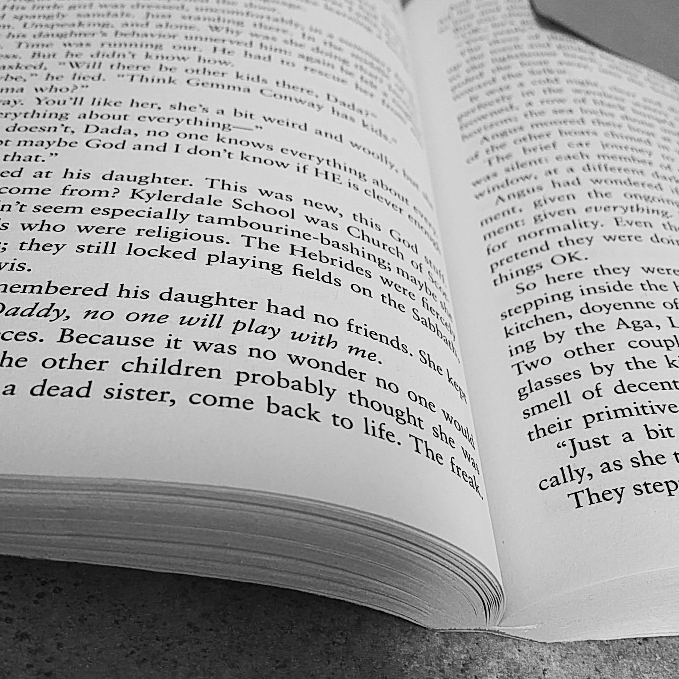 text, book, close-up, education, open, part of, white, cropped, no people, page, detail, focus on foreground, selective focus