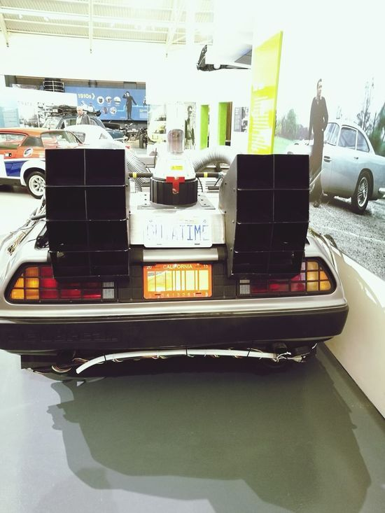 Back To The Future FluxCapacitor Electricity  Fast