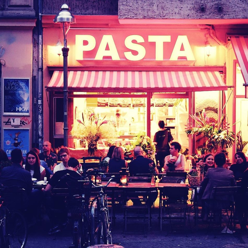 Streetphotography Streetphoto_color Pasta Evening