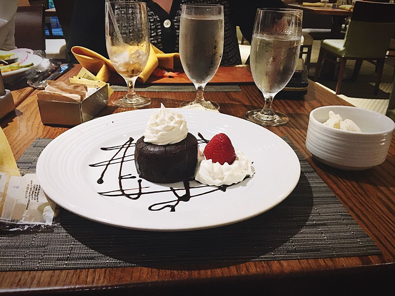 food and drink, indulgence, table, cake, sweet food, food, freshness, indoors, dessert, temptation, ready-to-eat, plate, unhealthy eating, serving size, no people, close-up, day
