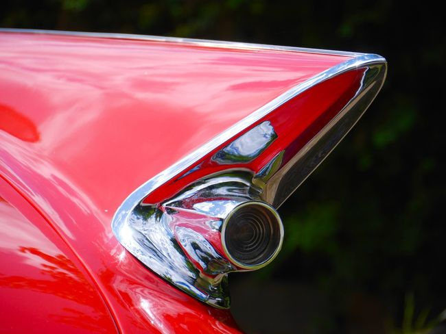 these old cars have so many wonderful playful details ... they just have to love Cars Eye4photography  Fifties Muscle Cars Part Of Red Rock'n'Roll Weekend Sixties Tadaa Community Focus Object