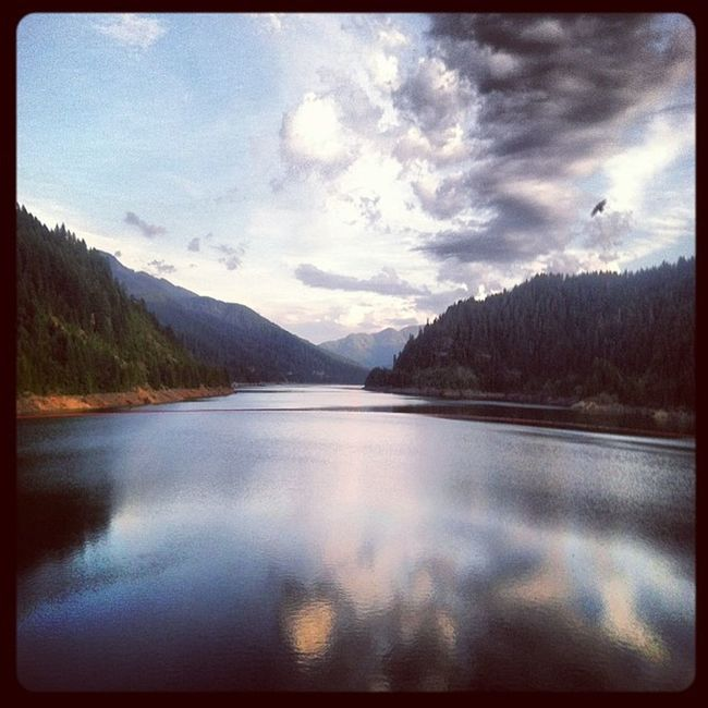 Cougarresevoir PNW Rei1440project Outdoorlife Outdoorphotography Picoftheday Yourdailyinstagram Your_daily_photo LiveYourAdventure