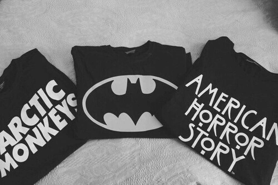 New🎀 T-shirts💓 LoveThem  Hehe😳 Batman💕💓❤☺😍 Love HOLLISTER Superdry Freshtops💓💕🌸 Like#nice