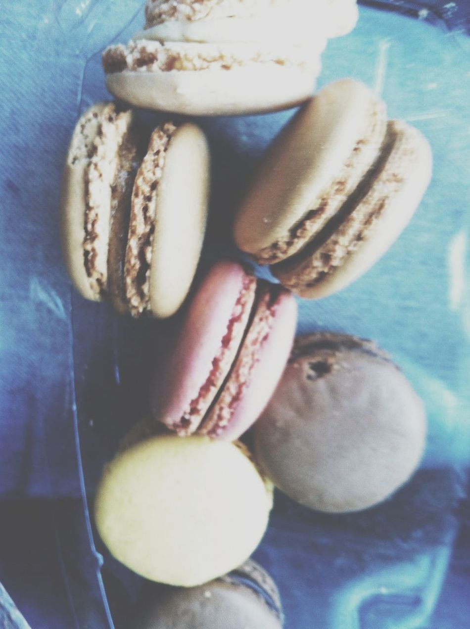 Foodporn Food French Macarons