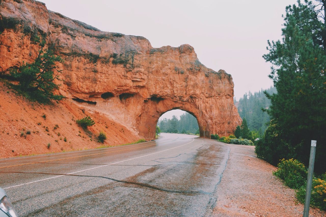 Beautiful stock photos of road, Arch, Asphalt, Beauty In Nature, Day