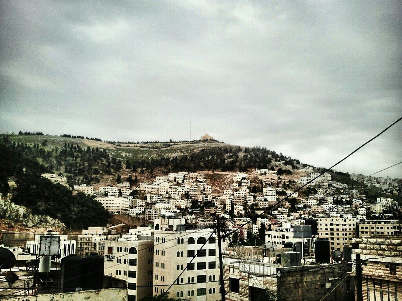 Nablus ...
